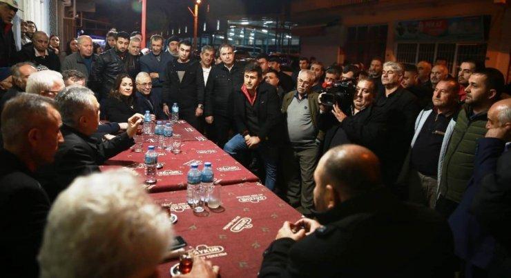 """Savaş; """"Kimsenin ekmeğiyle oynamayacağız, işçilerimizin sendikal haklarının garantisi biz olacağız"""""""