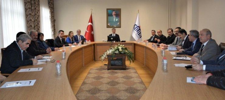 Malatya il istihdam toplantısı yapıldı