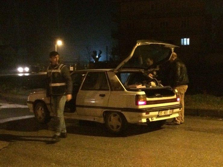 Turgutlu'da Huzur operasyonu