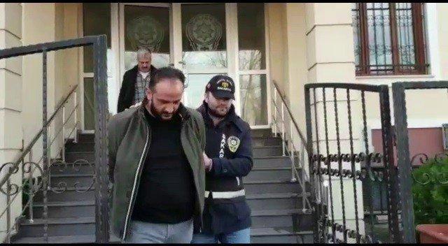 Sahte altınları bozduran dolandırıcı tutuklandı