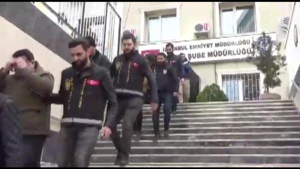 İstanbul merkezli 11 ilde otomobil dolandırıcılığı operasyonu