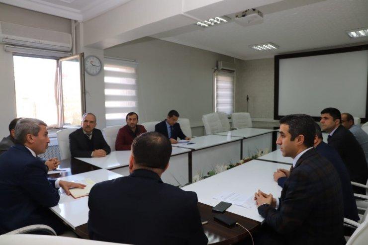TIMSS sınavı 4. bilgilendirme toplantısı yapıldı
