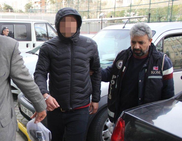 Sosyal paylaşım sitesinden silah ticaretine 2 yıl 2'şer ay hapis