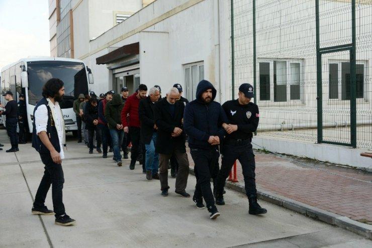 Yasa dışı bahis operasyonunda 7 tutuklama daha