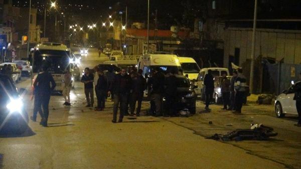 Hatay'da trafik kazası: 1 yaralı