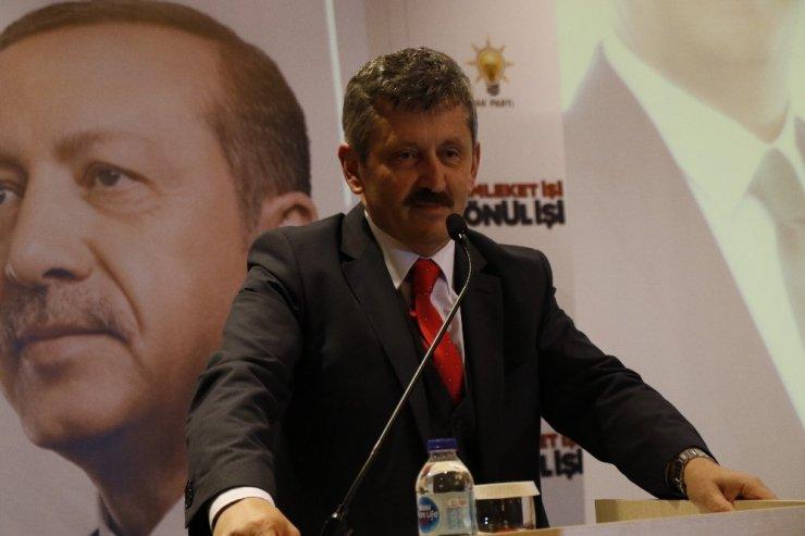AK Parti Zonguldak Belediye Meclis Üyesi ve Aday Tanıtımım Toplantısı yapıldı