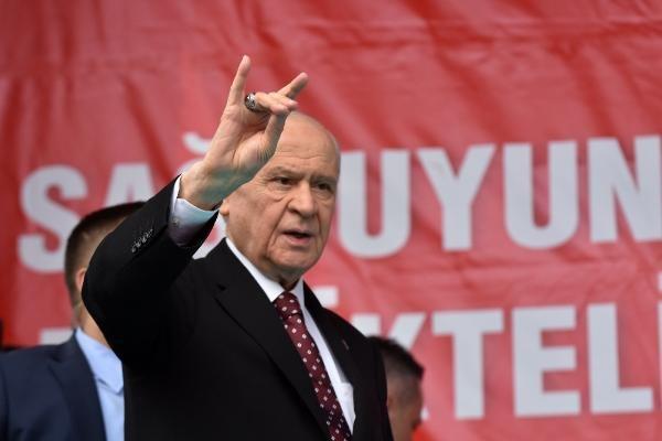 Bahçeli: Kılıçdaroğlu kim oluyor da bize milliyetçilik ahkamı kesiyor?