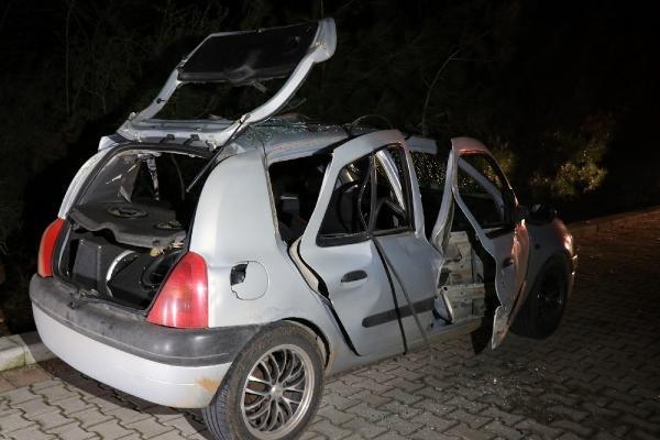 Otomobilde çektikleri gaz patladı; 3 genç ölümden döndü ile ilgili görsel sonucu