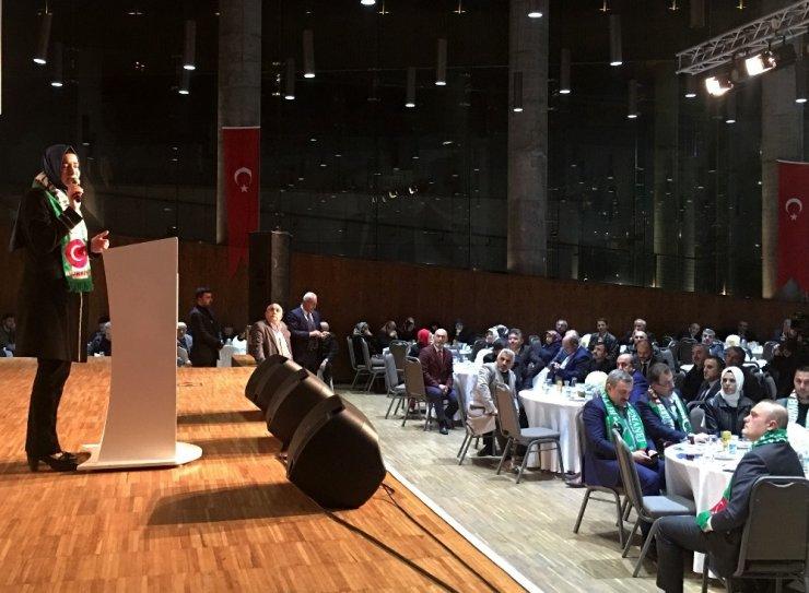"""AK Parti Genel Başkan Yardımcısı Fatma Betül Sayan Kaya, """"Yeni Zelanda'daki hain terör saldırısını şiddetle kınıyoruz"""""""