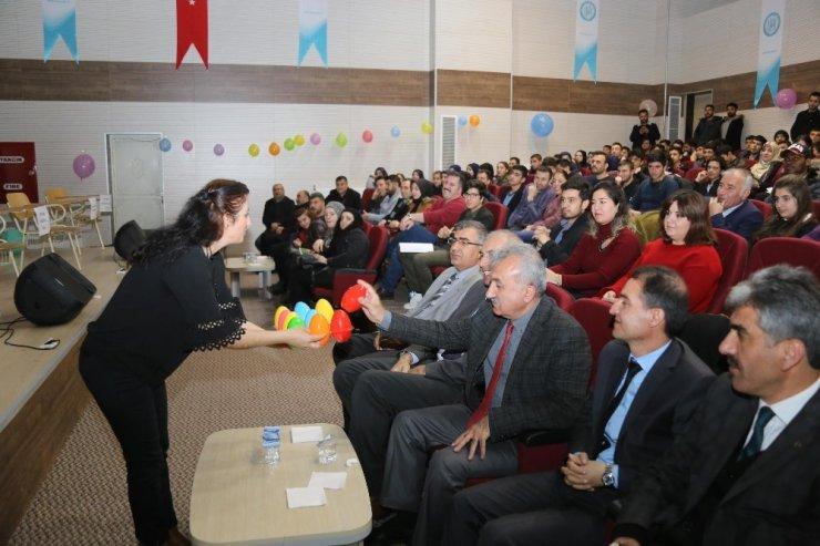 BEÜ'de Pİ Günü etkinliği
