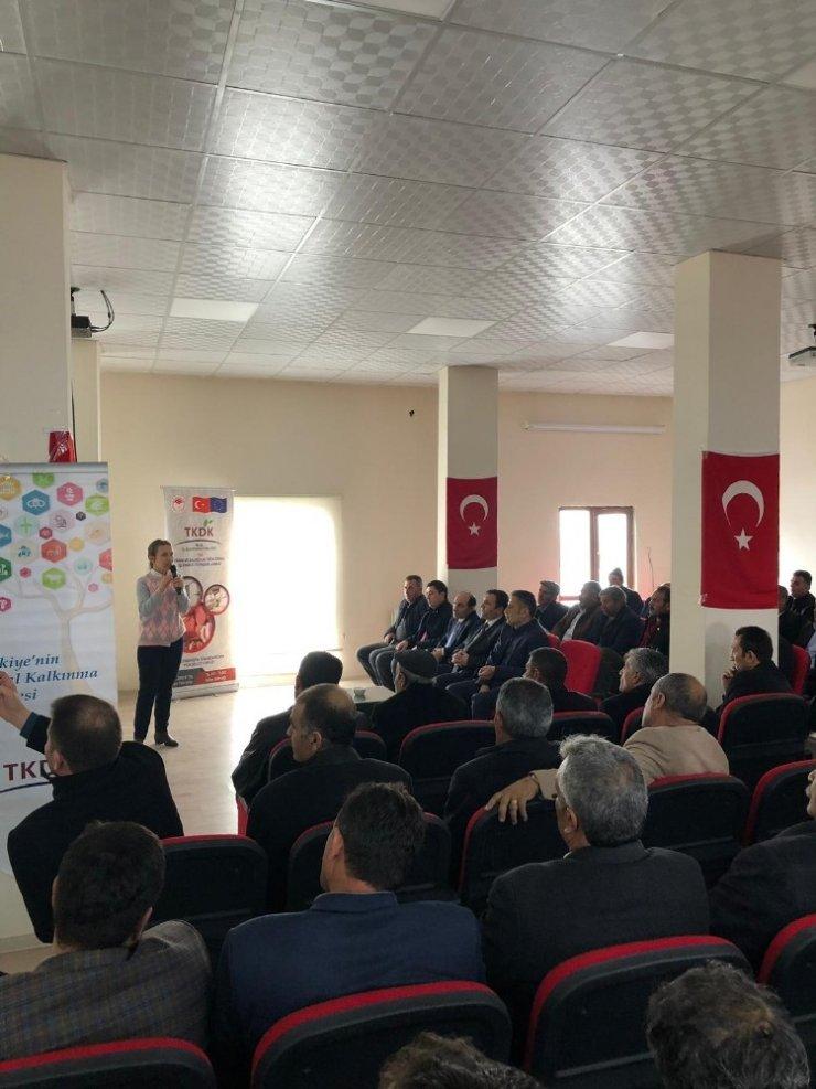TKDK' dan hibe desteği bilgilendirme toplantısı