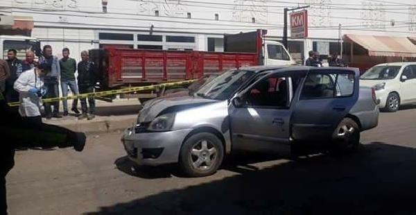 Seyir halindeki otomobile pompalı saldırı; sürücü ağır yaralı