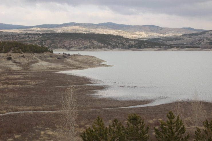Konya Ovası dış havzalardan su bekliyor