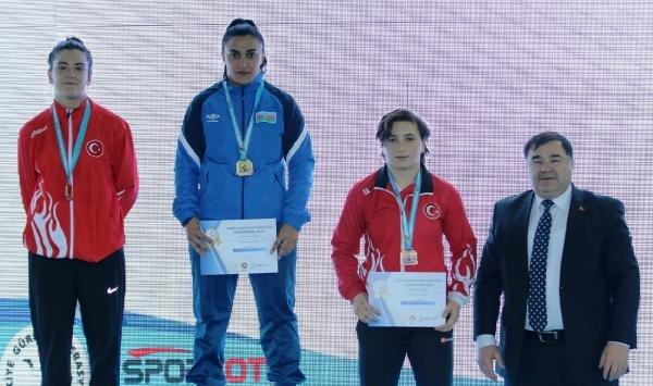 Şampiyonlar Turnuvası'nda Türkiye ilk günü 25 madalya ile tamamladı