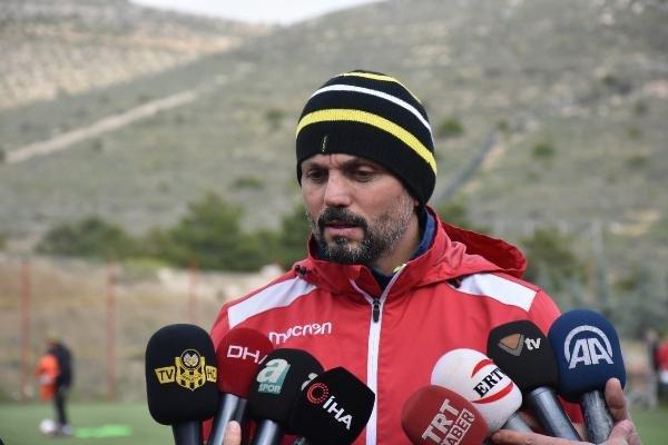 Erol Bulut: Bizim için final Galatasaraymaçı