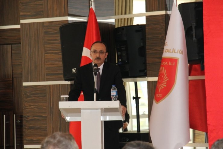 Ankara Valiliğinden, gazilere Devlet Övünç Madalyası
