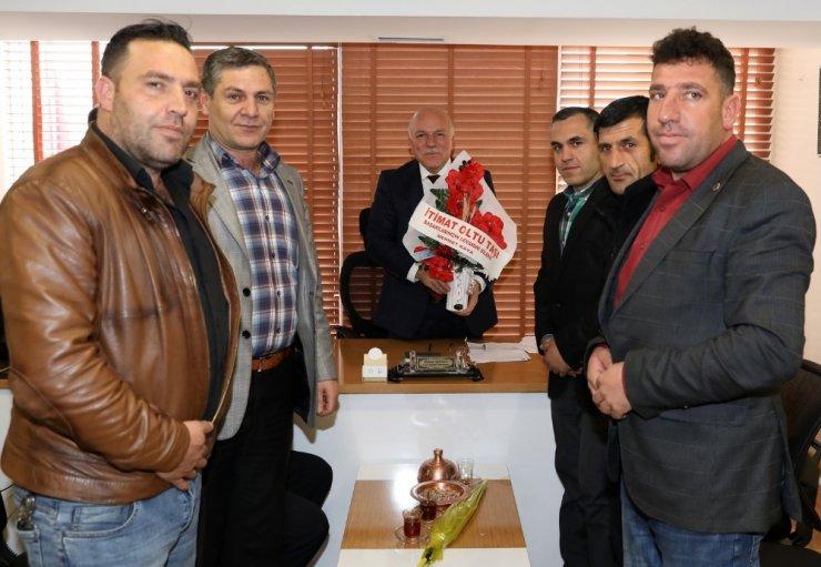 """Büyükşehir Belediyesine """"Halk Günü"""" ilgisi"""