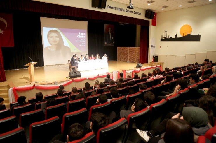 İhlas Koleji mezunlarından METAP'a destek