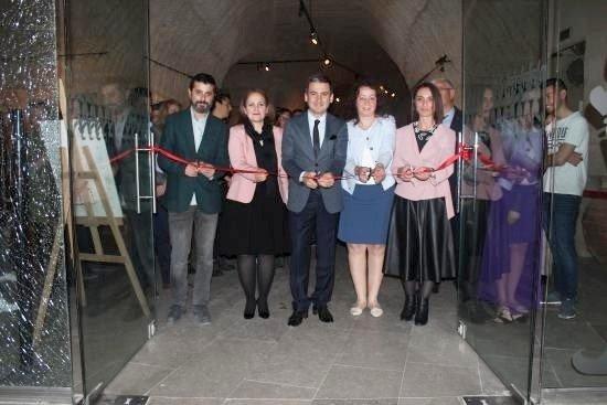 NEVÜ Avanos Meslek Yüksekokulundan mezuniyet sergisi