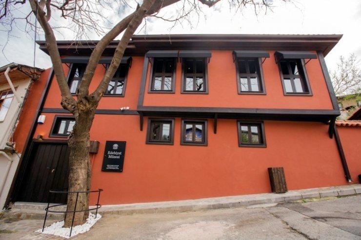 Nilüfer Edebiyat Müzesi'ne ödül