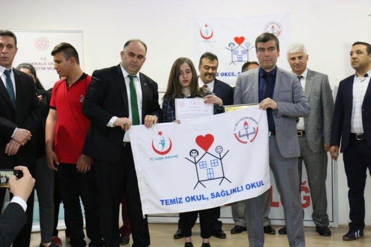 Kırıkkale'de 48 okula Beyaz Bayrak verildi