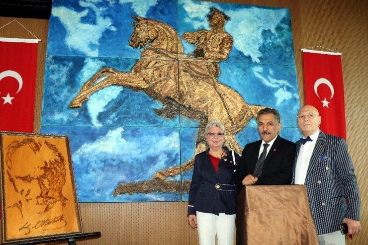 1'inci Samsun Kültür ve Sanat Festivali açıldı