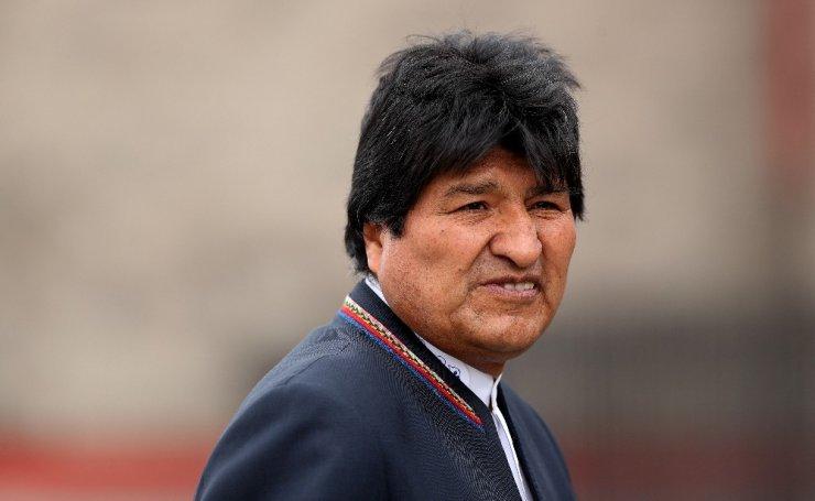 Bolivya Devlet Başkanı Morales'ten darbe girişimine ilk kınama