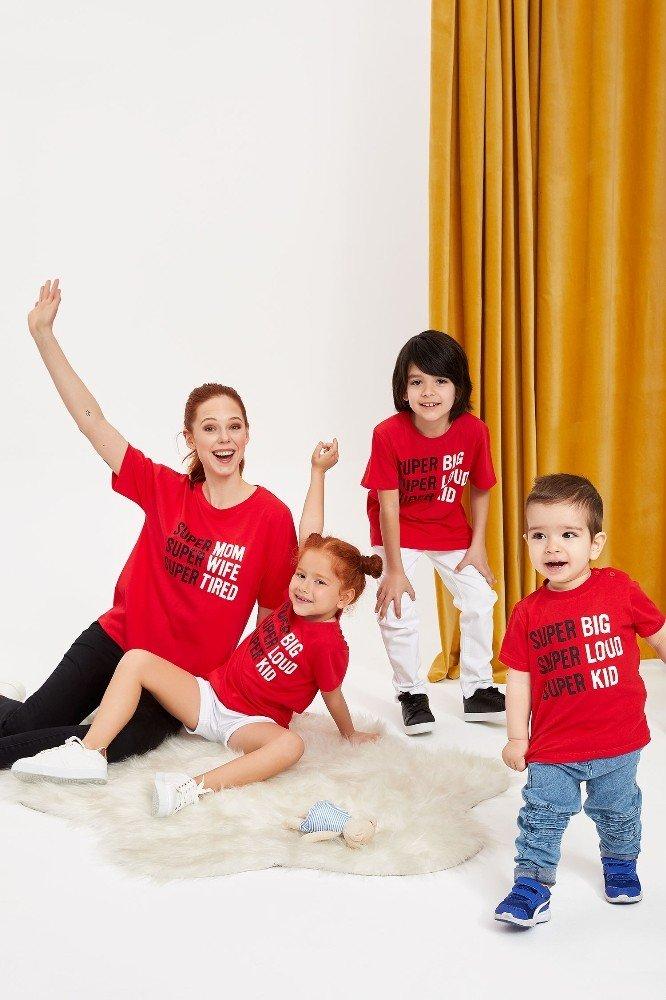 Defacto'dan annesinin tıpkısı çocuklar kampanyası