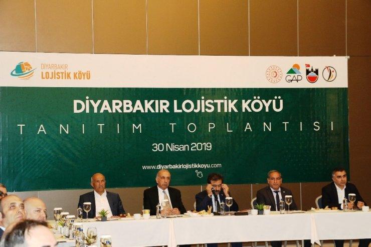 Lojistik Köy 5 bin 400 kişiye istihdam sağlayacak