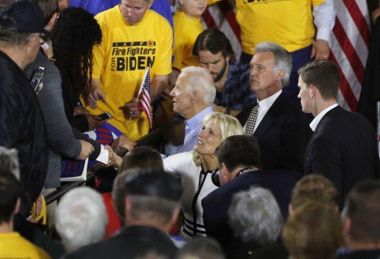 """2020 kampanyasına başlayan Biden: """"ABD'yi yeniden birleştireceğim"""""""