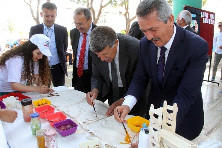 "Fethiye'de ""STEM"" proje sergisi"