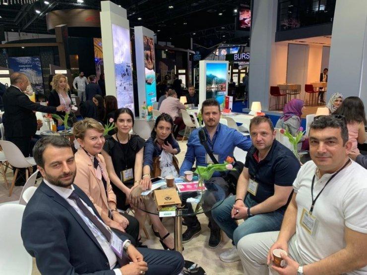 Giresunlu turizmciler tanıtım için Dubai'de