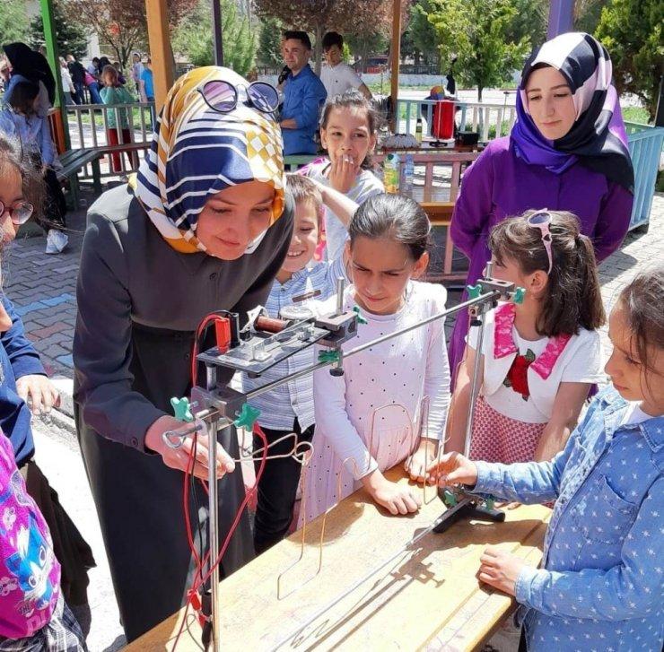 Hisarcık'ta Bahar Şenliği
