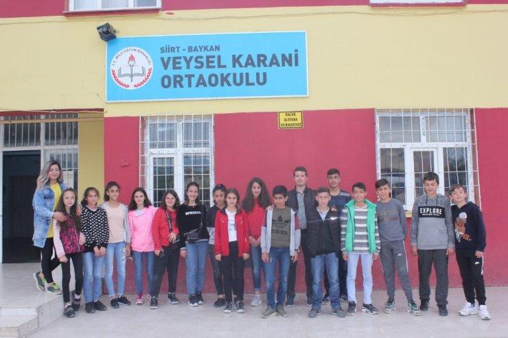 İstanbul'dan gelen öğrenciler, doğu illerini gezdi