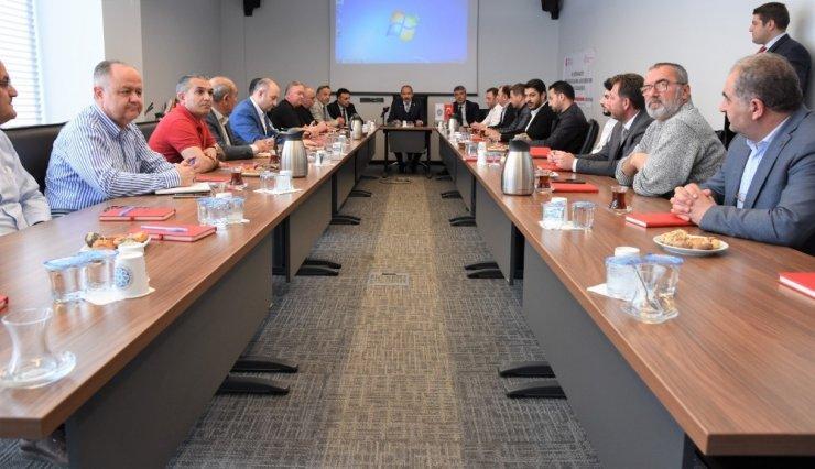 KTO'da 'Kuşaklararası Şirket Yönetimi ile Kurumsal Gelecek Projesi' eğitimleri başladı