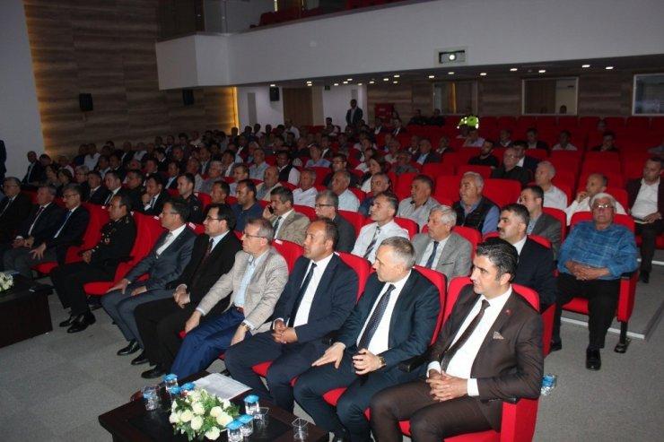 Vali Deniz Alaşehir'de incelemelerde bulundu