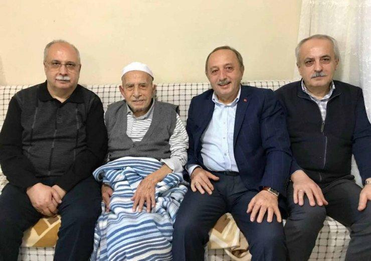 MÜSİAD Manisa Başkanı Ürper'in acı günü