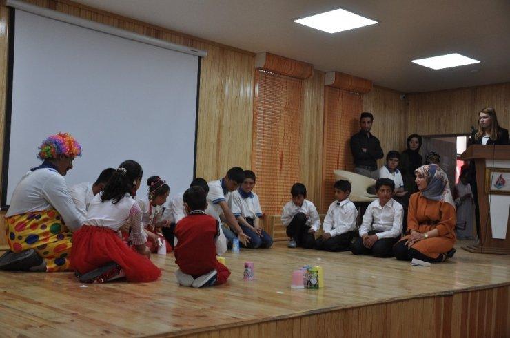 Bulanıklı öğrencilerden muhteşem gösteri