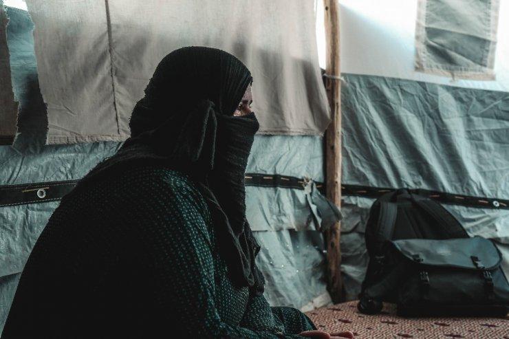 Irak'ta kamplardaki 45 bin çocuğun kimlik belgesi yok