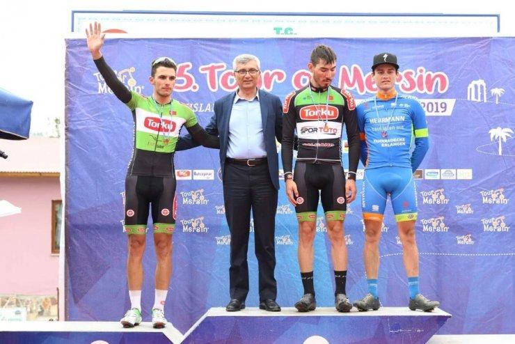 5. Tour Of Mersin'de Torku rüzgarı esti