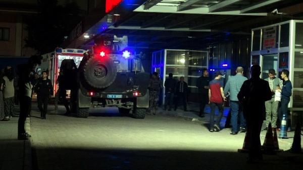 TSK ve ÖSO unsurlarına PKK/PYD'li teröristlerden saldırı: 4'ü Türk askeri 7 yaralı
