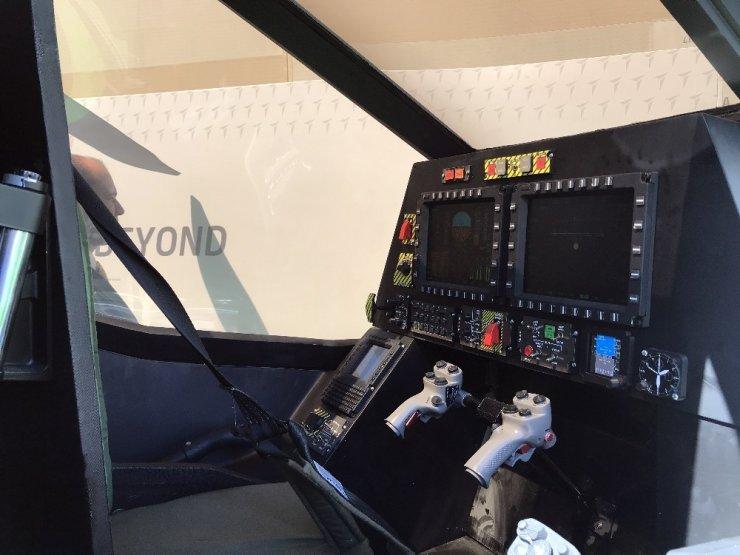 ATAK-2 taarruz helikopteri İDEF'te görücüye çıktı