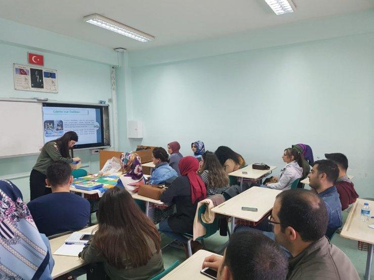 Ağrı'da öğretmenlere kodlama eğitimi