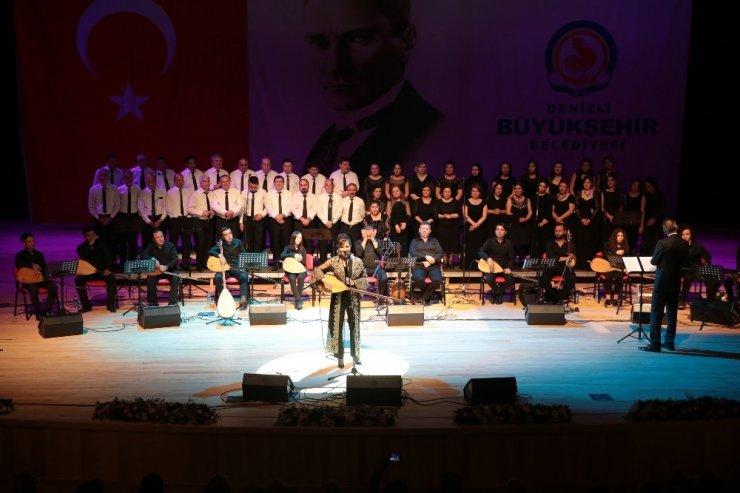 Büyükşehir usta sanatçı Özkan'ı andı