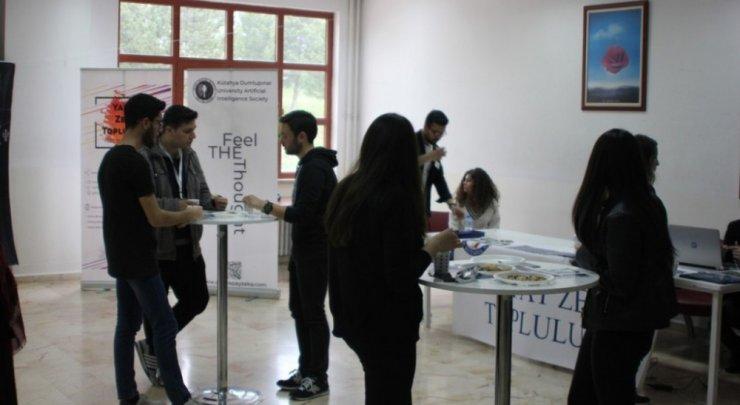 DPÜ Yapay Zeka Topluluğu'nun Cyber Camp etkinliği