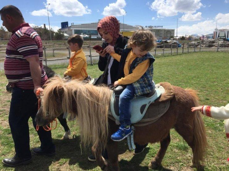 Erzurum'da miniklere 'Midilli' motivasyonu