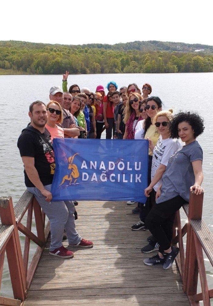 İstanbul Anadolu Dağcılık Kulübü Sinop'ta