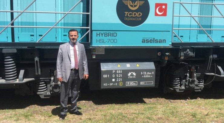 Rektör Gören'den TÜLOMSAŞ'a ziyaret