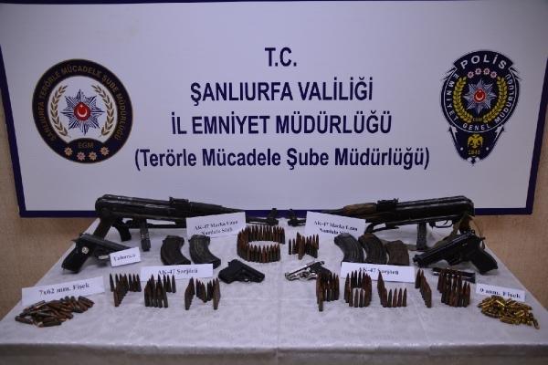 Şanlıurfa'da PKK operasyonu: 9 gözaltı