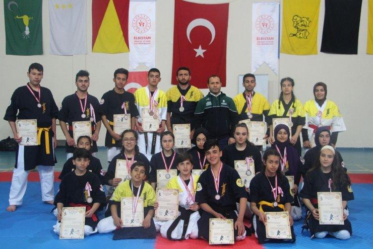 Mamak Belediyesi Sayokan Topluluğu'ndan 55 madalya